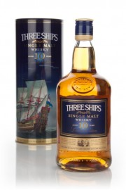 Three Ships 10 Year Old Single Malt Whisky