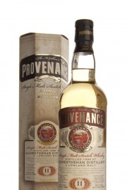 Auchentoshan 11 Year Old 1998 - Provenance (Douglas Laing) Single Malt Whisky