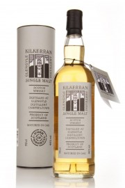 Kilkerran Work In Progress 2nd Release (June 2010) Single Malt Whisky
