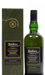 Ardbeg - Airigh Nam Beist 2008 3rd Edition - 1990 18 year old