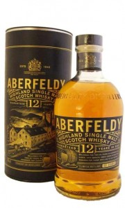 Aberfeldy 12 Year Old Single Highland Malt Whisky
