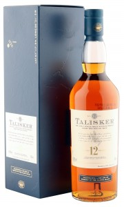 Talisker 12 Year Old, Friends of Classic Malts 2007 Bottling with Box