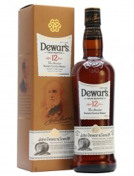 Dewar's 12 Year Old The Ancestor Double Aged