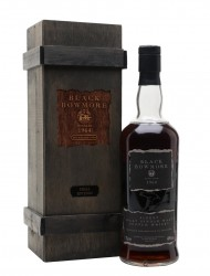 Black Bowmore 1964 31 Year Old Final Edition