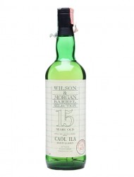 Caol Ila 15 Year Old / Cask Strength / Wilson & Morgan