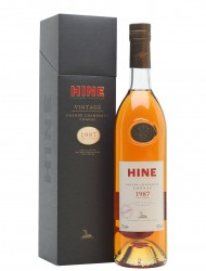 Hine 1987 Early Landed Vintage Cognac