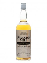 Deanston Mill Bottled 1970s
