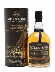 Zuidam Millstone 5 Year Old Lightly Peated