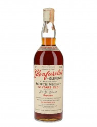 Glenfarclas-Glenlivet 12 Year Old Bottled 1970s