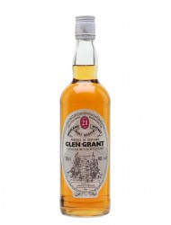 Glen Grant 21 Year Old / Bot.1970s