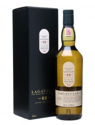 Lagavulin 12 Year Old / Bot.2010 / 10th Release
