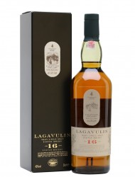 Lagavulin 16 Year Old Small Bottle