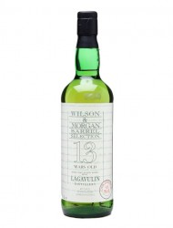 Lagavulin 13 Year Old / Wilson & Morgan