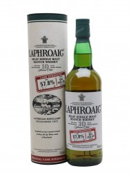 Laphroaig 10 Year Old Cask Strength Batch 001 Bottled 2009