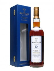 Macallan 10 Year Old / 10th Anniv. Whisky Magazine