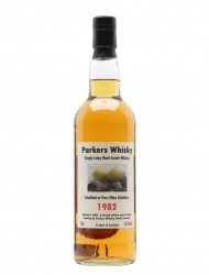 Port Ellen 1982 / Parkers Whisky