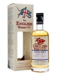 St. George's Distillery Chapter 9/ Peated/ English Whisky Co
