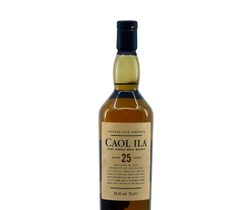 Caol Ila 1978 25 Year Old