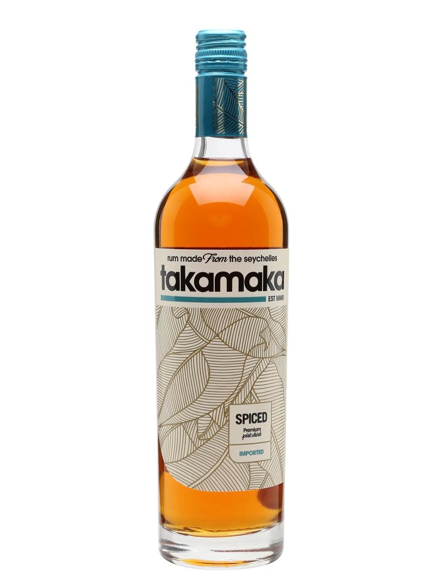 Takamaka Spiced Rum | Seychelles Rum | Whisky Marketplace US