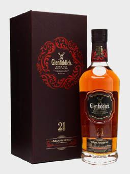 Glenfiddich 21 year old, Gran Reserva