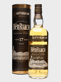 BenRiach 17 year old, Septendecim