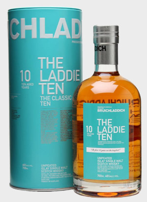 Bruichladdich 10 year old 'The Laddie Ten'
