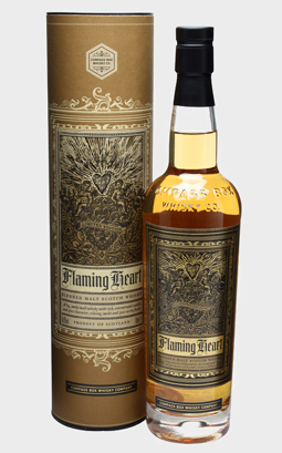 Compass Box - Flaming Heart