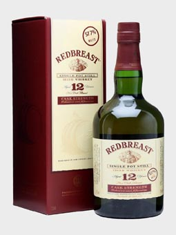 Redbreast 12 year old, Cask Strength